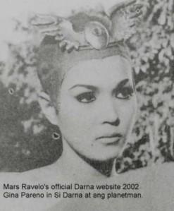 Darna - Gina Pareno